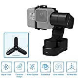 FeiyuTech Feiyu WG2X Wearable Gimbal Stabilizer, Action Camera Gimbal Compatible with GoPro Hero 7/6 / 5/4 / Session, and Similar Size Camera, with Extension Pole, Session Clip & Mini Tripod