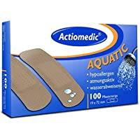 Gramm Actiomedic® AQUATIC Pflasterstrips preisvergleich bei billige-tabletten.eu