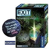EXIT Kosmos Spiele 692858 Spiel: Die vergessene Insel + 1 Cooler Sticker Sometimes You Win.. by Collectix gratis