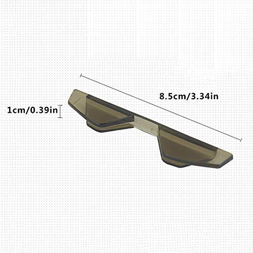 Youngsown-Protezione-per-Portiere-Auto-Protezione-Anti-collisione-Protezione-per-Auto-Anti-sfregamento-Protezione-Vernice-Auto-Protezione-per-Porta-in-Gomma-Striscia-Trasparente-Protezione-4Pcs