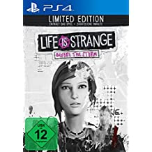 Square Enix Life is Strange Before the Storm Limited Edition PS4