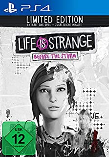 Life is Strange Before the Storm Limited Edition (PlayStation 4) (B0794MC5F6)   Amazon Products