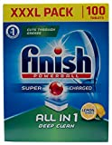 #8: Finish Dishwasher Tablets All In 1 Powerball XXXL Lemon