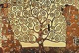 Gustav Klimt Der Baum des Lebens Maxi Poster