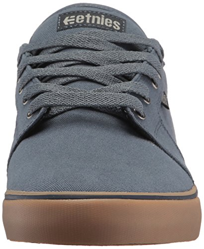 Etnies Barge LS, Chaussures de Skateboard Homme Slate