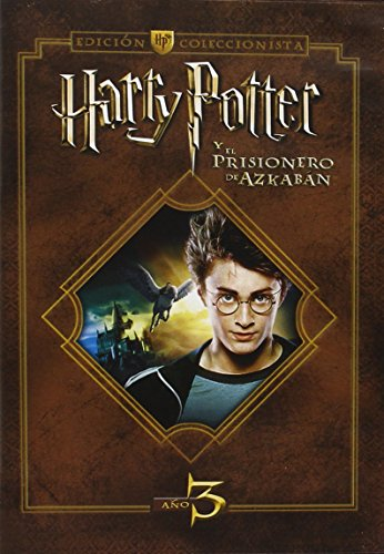 Harry Potter. El Prisionero De Azkaban. Edición Coleccionista [DVD]