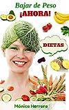 Dietas: Bajar de Peso ¡AHORA!
