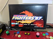 SNK The King of Fighter 97 Mvs Neo GEO Game Cartridge Arcade Game