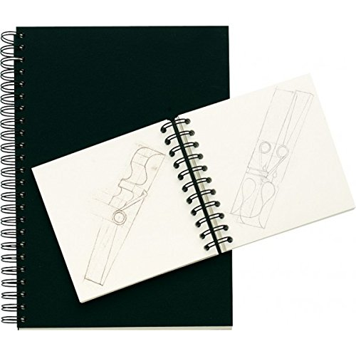 185803 - Skizzenbuch 120 - 21 x 21 cm - 80 Blatt