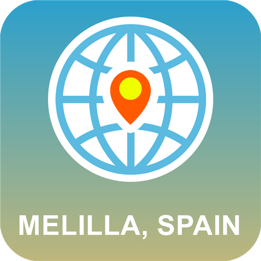 Melilla Spain Map.Melilla Spain Map Offline Amazon Co Uk Appstore For Android