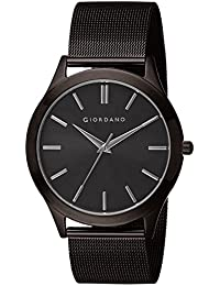 Giordano Analog Black Dial Men's Watch-A1051-22