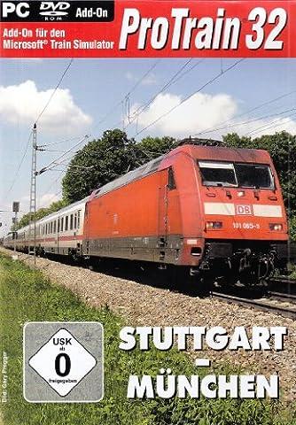 Train Simulator - ProTrain 32: Stuttgart -