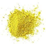 Inception Pro Infinite 100 grammes de Poudre de Pigment - Huile - Tempera - Fresques - Encaustique - Coloriage - Couleur - Citron Jaune Citron