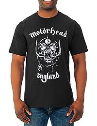 0e6ca98d OFFICIAL MOTORHEAD MERCHANDISE ENGLAND MENS T SHIRT