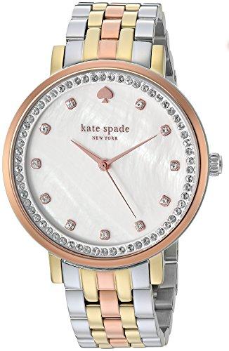 Kate Spade donna Monterey 38mm Bicolore Acciaio INOX orologio al quarzo KSW1143