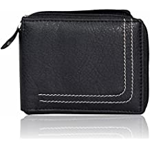 Accezory Black Mens Wallet