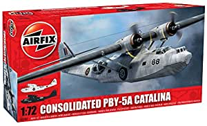 Airfix - A05007 - Maquette - PBY 5A Catalina - Echelle 1:72
