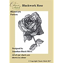 Blackwork Rose