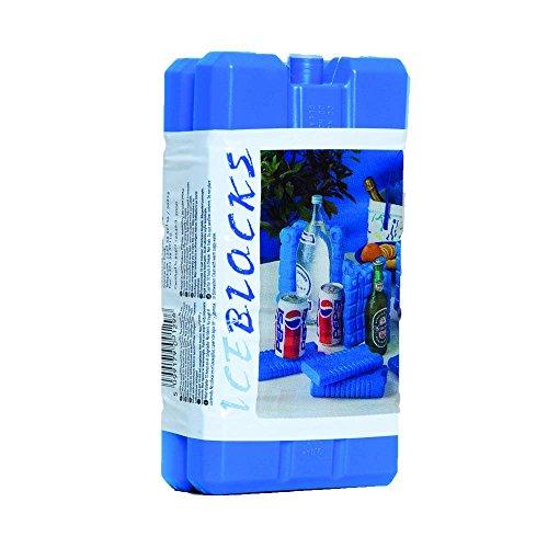 Eléments de refroidissement - 2 Pièces - 15x8x4 cm - Bleu