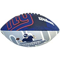 Wilson Football NFL Team NY Giants Jr.