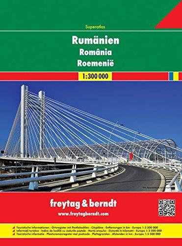 Superatlas Roumanie