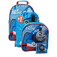 Thomas Ride The Rails Luggage Set