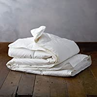 Which? Top Rated Duvet Brand 2017 | Duck Feather & Down Duvet - King - Summer (4.5 Tog)