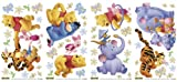 Decofun 40227B Pooh - Wall Sticker