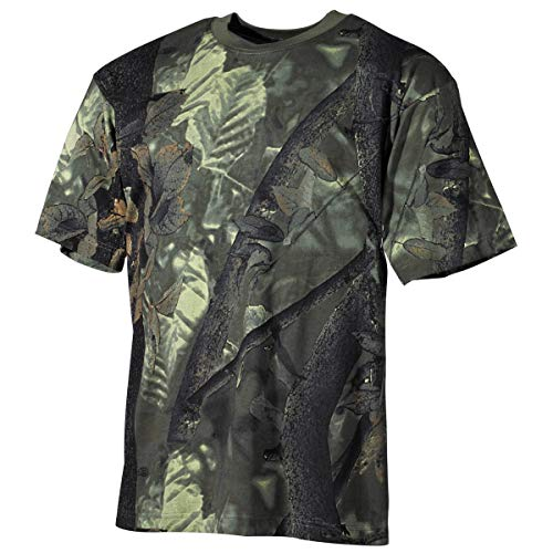 MFH US Army Herren Tarn T-Shirt (Hunter Grün/XL)