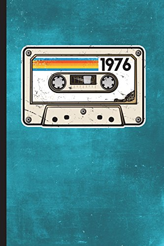 "1976: 6"" x 9"" 
