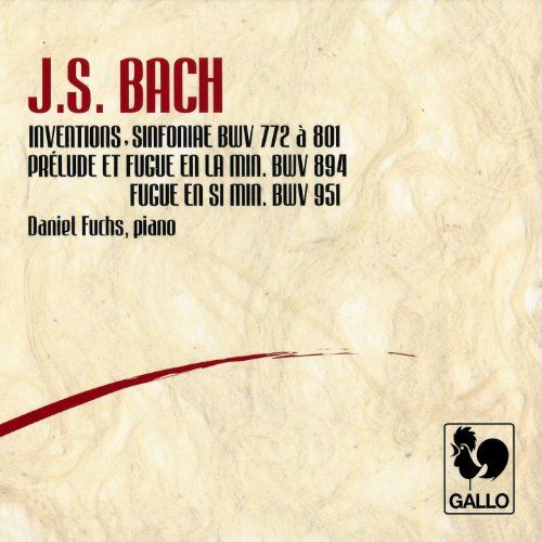 Bach: 15 Two-part Inventions, ...