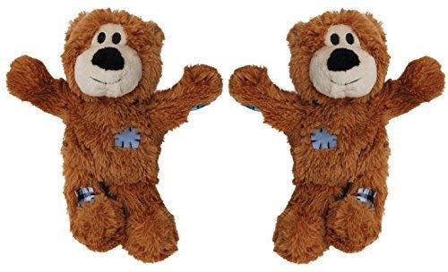 Kong Wild Knots Bear X-Large (2Pack)