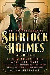 Mammoth Book Of Sherlock Holmes Abroad (Mammoth Books 221)