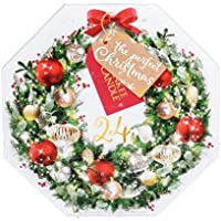 Yankee Candle 2017 Advent Wreath Gift Set, Wax, Multi-Colour, 36.8 x 36.5 x 4.3 cm
