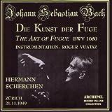 Johann Sebastian Bach : Die Kunst der Fuge (The Art of Fugue BWV 1080)