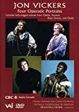 Jon VIckers: Four Operatic Portraits [Alemania] [DVD]
