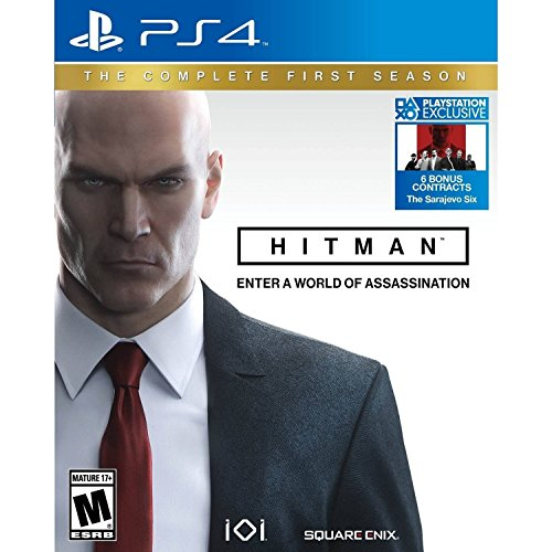 Square Enix - Hitman: The Complete First Season /PS4 (1 Games)