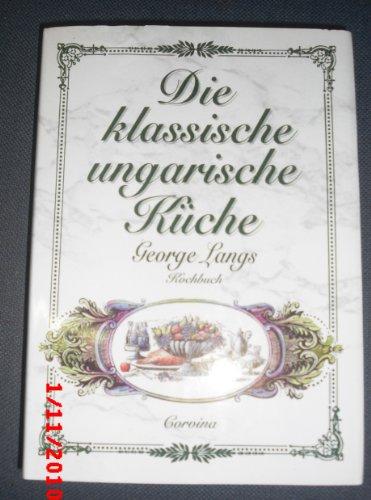 Die klassische ungarische Küche
