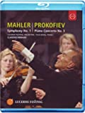 Mahler;  Prokoviev: Lucerne Festival: Mahler: Symphony No. 1;  Prokofiev: Piano Concerto No.3) [Blu-ray] [2010] [Region Free] [NTSC]