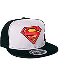 Superman Herren Visor mehrfarbig mehrfarbig