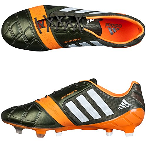 Adidas Nitrocharge Trx Fg 1.0 Verde