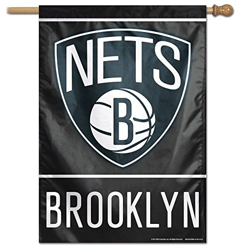 Brooklyn Nets House Flag