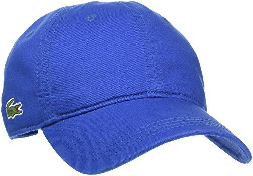 Lacoste Herren Baseball Cap RK9811 Casquette Unique (Taille Fabricant: TU) Lot De, Bleu (Electrique), One size