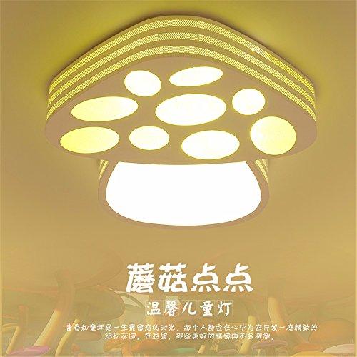 BRFVCS ceiling light Der warmen Deckenlampe Kinderzimmer Schlafzimmer led Bügeleisen schönen minimalistischen Licht Jungen und Mädchen Zimmer Licht 500 mm