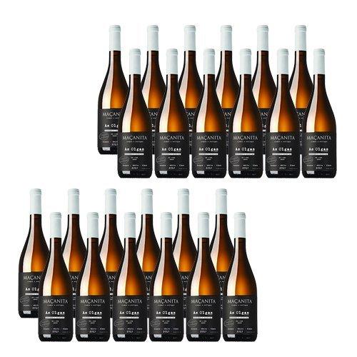Maçanita As Olgas - Weißwein - 24 Flaschen