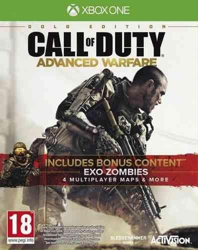 Activision Call Of Duty: Advanced Warfare – Juego (Xbox One, Soporte físico, Shooter, T (Teen)) 51uE7kq1ZlL