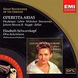 Elisabeth Schwarzkopf chante l'opérette [Import anglais]