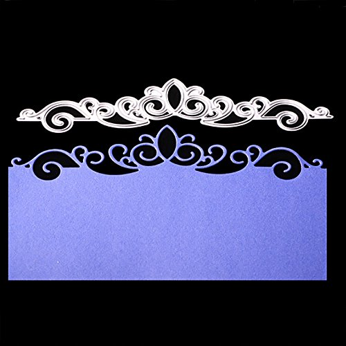 Rameng- Cutting Dies DIY Album de Scrapbooking Gaufrage Dies Embossing DIY Crafts (A)