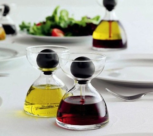 Oil and Vinegar Pipette Set