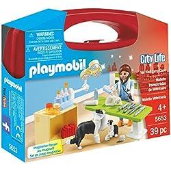 PLAYMOBIL 5653.0 Wiederverwendbare Tierarzt